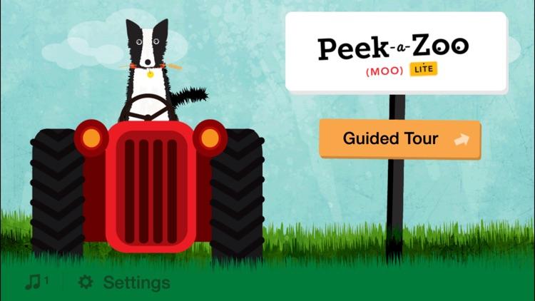 Peek-a-Zoo Farm LITE