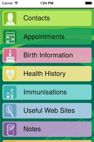 Southern Health CIC Mobile - náhled