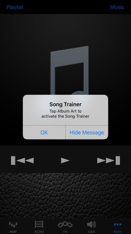 PocketAmp - Guitar Amp Effects screenshot-4