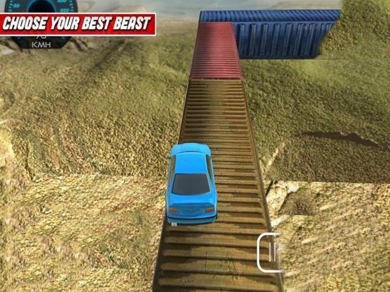 Car Stunts: Dragon Road 3D screenshot #2