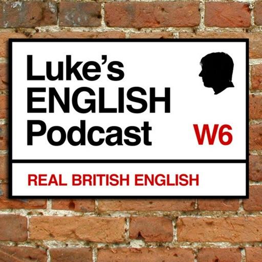Luke's English Podcast App