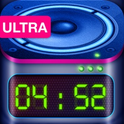 Loud Alarm Clock ULTRA