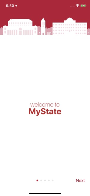 MyState on the App Store