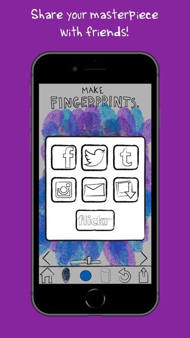 Wreck This App review screenshots