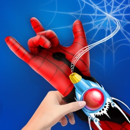 Super Hero Spider Hand Game