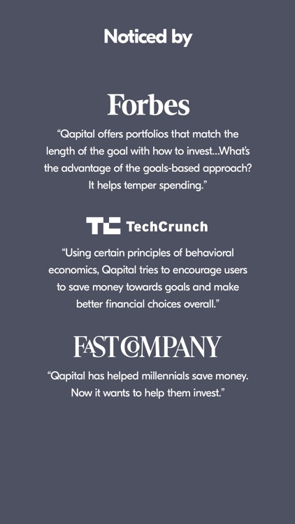 Qapital: Save. Invest. Spend. screenshot-7