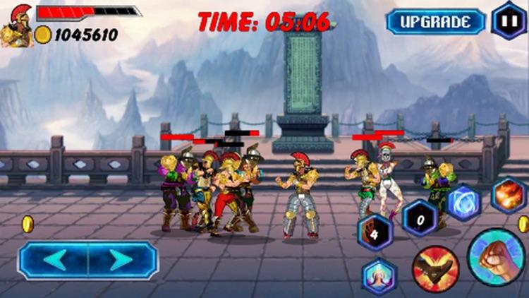 Street Fight Serious screenshot-4
