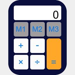 Intuitive Memory Calculator