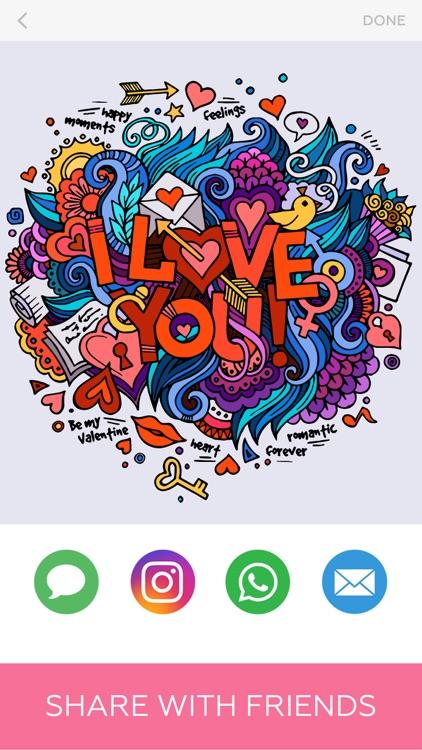 Colorful: coloring book screenshot-4