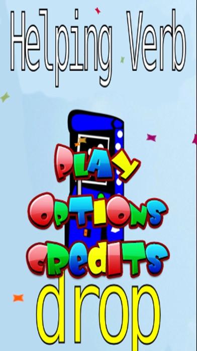 Helping Verb Drop - The  Game screenshot 1