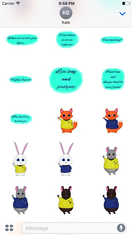 Star Pets stickers screenshot-1