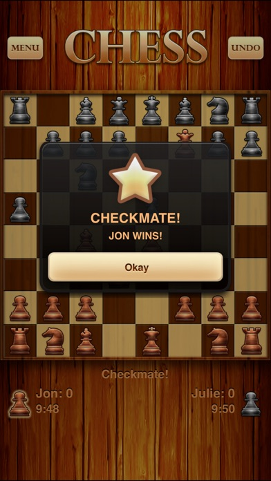 Chess ∙ iPhone