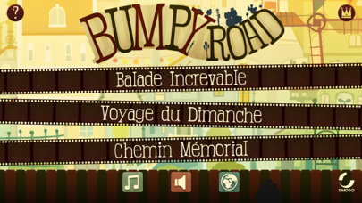Screenshot #3 pour Bumpy Road