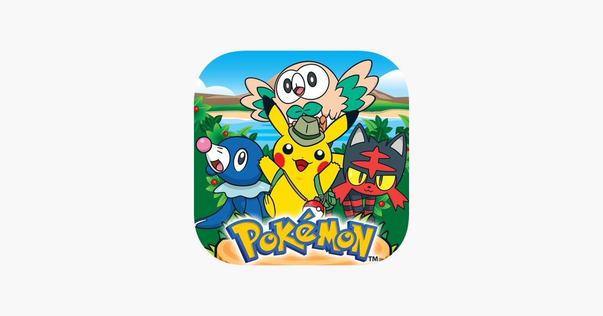 Camp Pokémon On The App Store - Minecraft spielen poki
