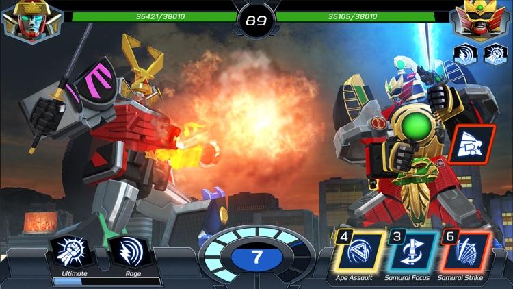 Power Rangers: Legacy Wars screenshot-5