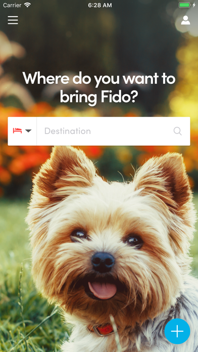BringFido - Pet Friendly Hotels screenshot