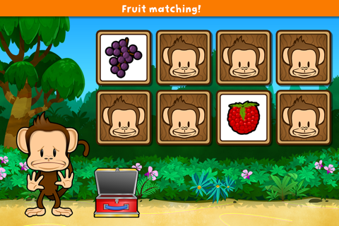 Monkey Preschool Lunchbox screenshot 2