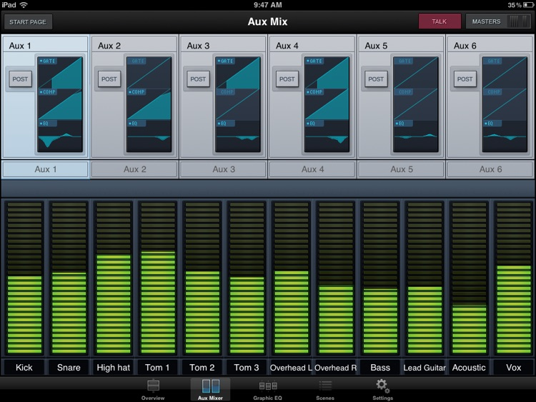 PreSonus SL Remote screenshot-1