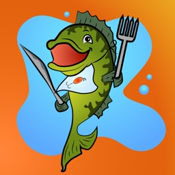 Bass Fishing Emoji