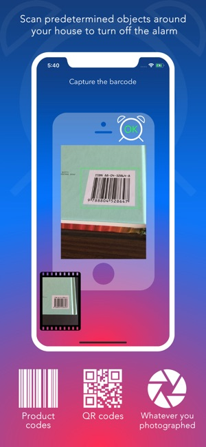 Freakyalarm Games Barcodes On The App Store