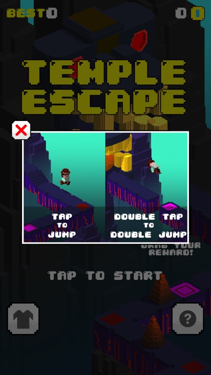Temple Escape - Amazing endless runner