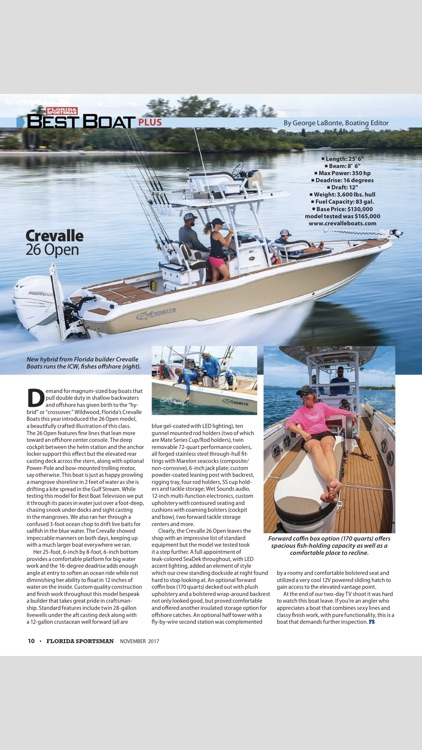 Florida Sportsman Magazine screenshot-4