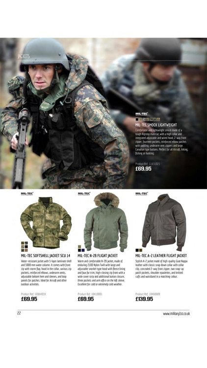 Airsoft Action - the airsoft magazine screenshot-3