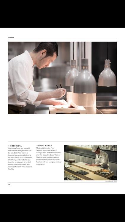 Voyage (Magazine) screenshot-3