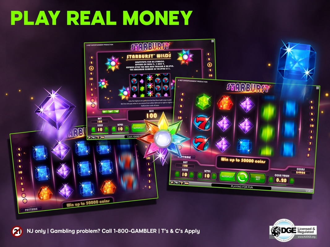 Online Casino Real Money Nj