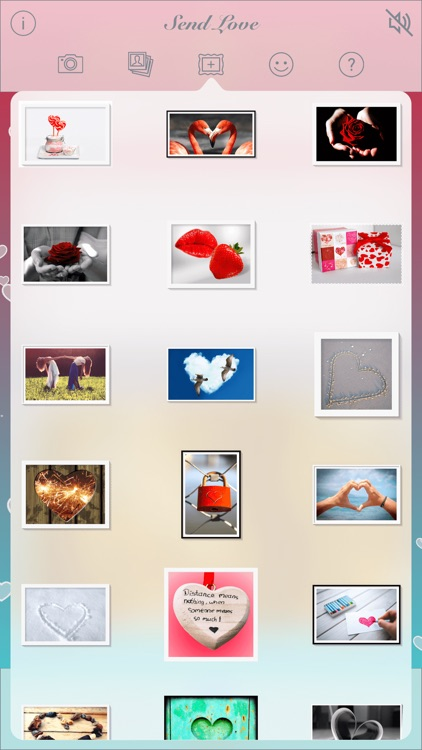 Send Love • Greeting cards screenshot-3