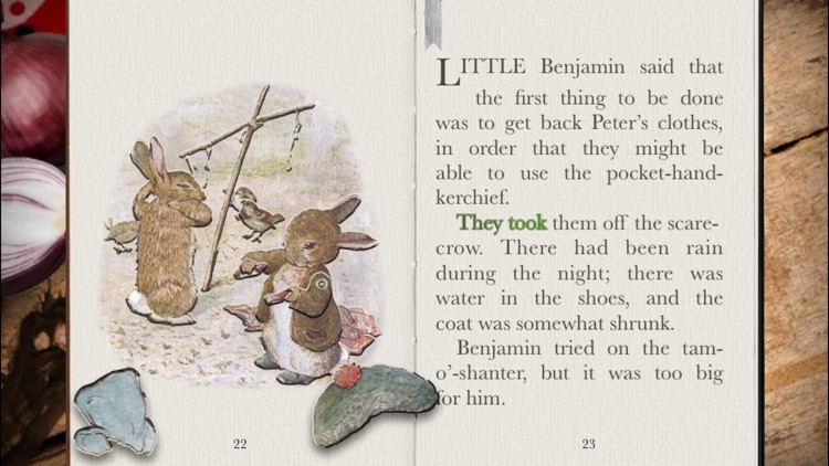 PopOut! The Tale of Benjamin Bunny - Potter
