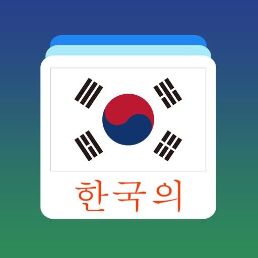 Korean Word Flashcards Learn