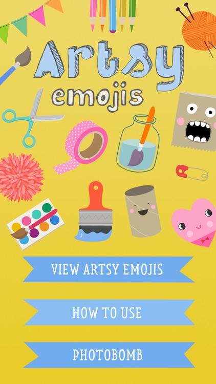 Artsy Emojis