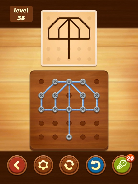 Line Puzzle: String Art screenshot 12