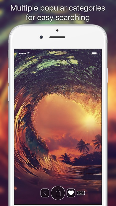 VIP Wallpapers Themes Pro screenshot two