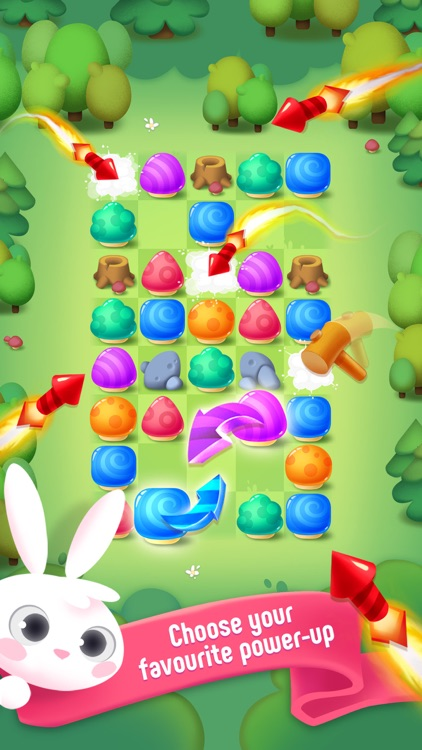Greedy Bunnies screenshot-1