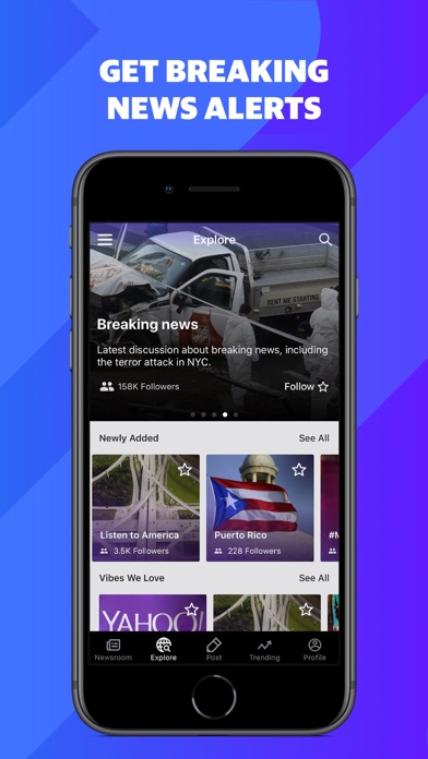 download Newsroom - News worth sharing apps 4