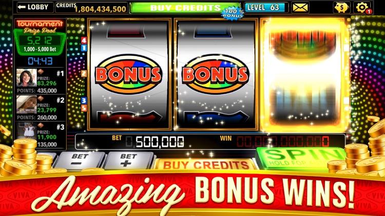 Viva Slots Vegas Classic Games screenshot-3