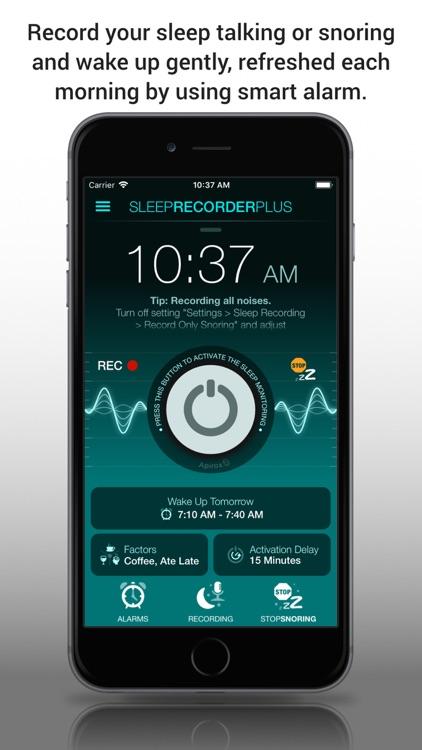 Sleep Recorder Plus