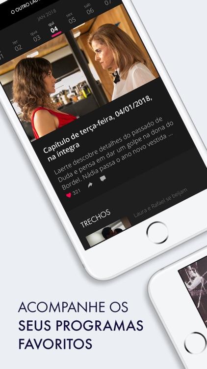 Globoplay screenshot-3