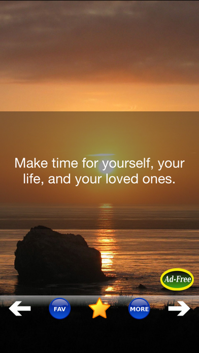 Inspirational Happiness Tips! screenshot one