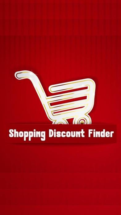 Shopping Discount Finder screenshot one