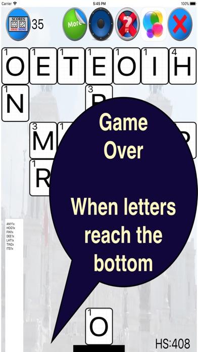 Wittys Word Breakout screenshot four