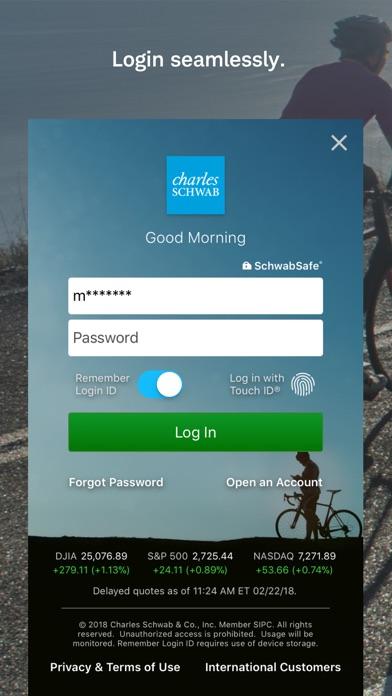 Schwab Mobile_苹果商店应用信息下载量_评论_排名情况 - 德普优化