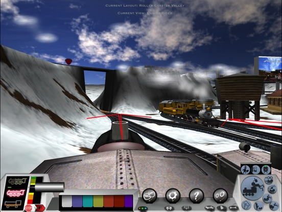 Screenshot #2 for iRunTrains