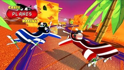 Crazy Planes Racing Simulator screenshot two
