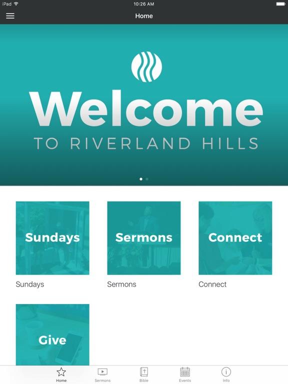 Riverland Hills screenshot 4