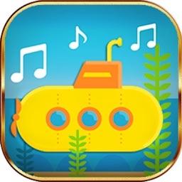 Dance Submarine With Music