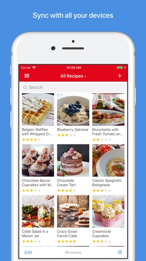Paprika recipe manager 3 on the app store forumfinder Gallery