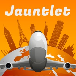 Jauntlet Travel Blog with Journal, Map and Photos